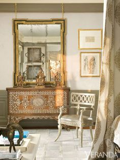 Greystone Estate: Master Bedroom by Windsor Smith - Veranda