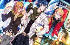uta no prince-sama | uta no prince sama by sloyuna fan art manga anime traditional movies ...