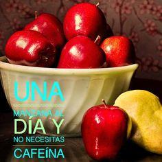 Nutrición al Descubierto: Manzana