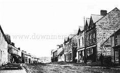 Ballyclare Memory lane with precious memories Historical Images, Northern Ireland, Main Street, Origins, Memories, History, Random, Places, Travel