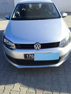 Annonce de vente de voiture occasion en tunisie VOLKSWAGEN POLO Sfax