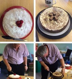 The Great British Bake Off may have ended but the CFA Bake Off is only just entering the semi-final stages! Today saw Laura's classic Victoria sponge go against Anita's Mars Bar cheesecake. It was a unanimous decision from the judges with the cheesecake becoming triumphant! Congratulations to Anita, our first finalist!