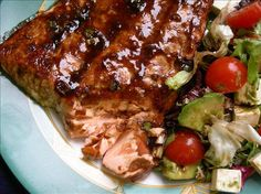 greatest grilled salmon ever