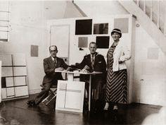 atelierlog: Piet Mondriaan #5