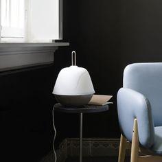Lampe LUCILE / Sylvain Rieu-Piquet / Cinna http://www.cinna.fr