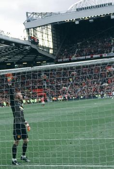 David de Gea at Old Trafford