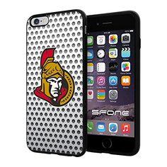 Ottawa Senators 1 Net NHL Logo WADE5325 iPhone 6+ 5.5 inch Case Protection Black Rubber Cover Protector WADE CASE http://www.amazon.com/dp/B013SYH20U/ref=cm_sw_r_pi_dp_.2zCwb088FTK8