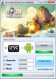 New Boom Beach hack is finally here and its working on both iOS and Android platforms. This generator is free and its really easy to use! Boom Beach Game, Game Boom, Beach Games, Pool Coins, Ios, Clash Of Clans Hack, Beach Play, Play Hacks, App Hack