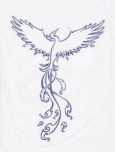 Gorgeous phoenix...