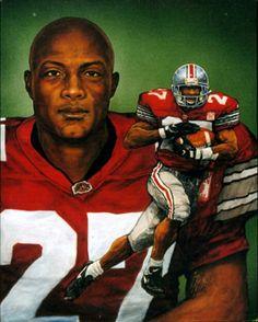 1995 Eddie George - Ohio State