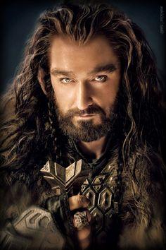 Richard Armitage - Thorin Oakenshield handsome :)
