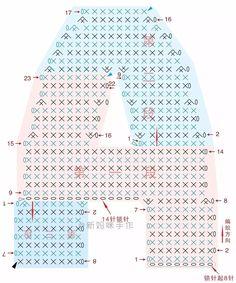 Crochet Alphabets – Do it with love Crochet Alphabet Letters, Crochet Letters Pattern, Letter Patterns, Crochet Patterns, Crochet Diagram, Crochet Chart, Crochet Motif, Crochet Stitches, Crochet Cushions