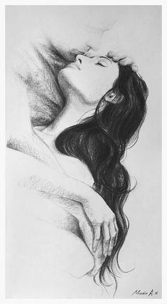 Drawing by andriy markiv art drawings, love drawings, couple drawings, draw Couple Drawing Images, Couple Drawings, Love Drawings, Art Drawings, Beautiful Drawings, Jungles, Couple Art, Love Images, Art Plastique