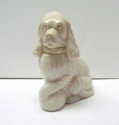 Vintage AVON Dog Bottle / Decanter Figurine, It is Empty - Home Decor - Collectible AVON by VINTAGEandMOREshop on Etsy https://www.etsy.com/listing/252133001/vintage-avon-dog-bottle-decanter