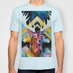 Trinity T-shirt http://society6.com/product/trinity-nsx_t-shirt?curator=abbiepixieface