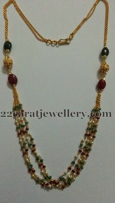 Colorful Beads Kids Jewellery | Jewellery Designs