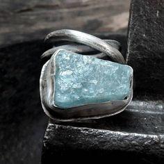 SALE 10  30%  OFF use coupon code HUGE aquamarine ring