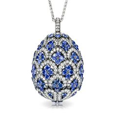 les fauves de faberge...I have one small enamel Faberge....and lots of small egg charms!