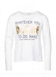 T-Shirt's L/S cru
