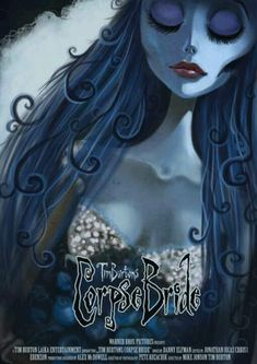 Goth: #Corpse #Bride ~ Corpse Bride wedding inspiration.