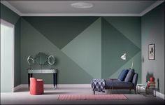 Best home diy painting wall colors 37 ideas Bedroom Wall, Bedroom Decor, Wall Decor, Paint Decor, Diy Wall, Wall Art, Dream Bedroom, Bed Room, Interior Walls