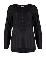 Skjorter og tunikaer - shop online hos Noa Noa Blouse, Long Sleeve, Sleeves, Mens Tops, T Shirt, Shopping, Women, Fashion, Supreme T Shirt