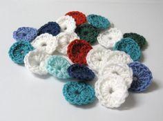 Medaillons au crochet