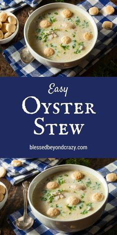This Easy Oyster Stew Recipe has been a part of my life (and my husband's life) ever since we can remember. Both of our mothers always made this tasty stew at Christmastime. My mother also made Oyster Dressing every Thanksgiving, (we'll talk about oyster dressing another day).  (In case you didn't know, there is an American …
