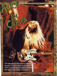Jerry's Angels Thread in All About Alice Forum Band Posters, Cool Posters, Music Posters, Grunge, Alice In Chains Albums, Rock Y Metal, Jerry Cantrell, Mad Season, Unknown Pleasures