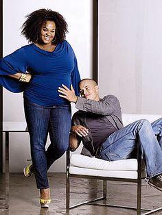 Jill Scott's Belly Gets SomeLove from Travis Fimmel....swoon