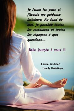http://laurieaudibert.com/  Laurie Audibert, Coach Holistique à Montpellier.