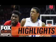 Seton Hall defeats Rutgers in Garden State Hardwood Classic | 2016 COLLEGE BASKETBALL HIGHLIGHTS