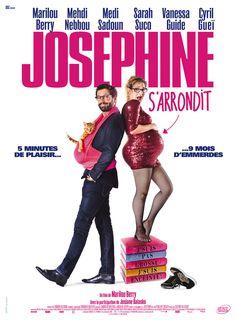 """""""Joséphine s'arrondit"""", une comédie de Marilou Berry avec Marilou Berry, Mehdi Nebbou, Sarah Suco... (02/2016) ♥♥♥"""