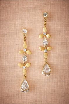 BHLDN Meadow Drop earrings
