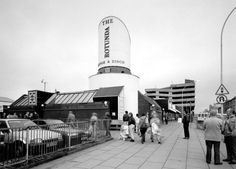 The Rotunda. Brill jam sessions in the 80s