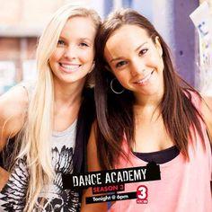 Dance Academy | Kat and Abigail