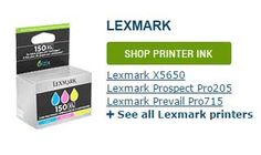 Save Upto 20% Discount 4inkjets Lexmark Ink & Printing Supplies Sidewide Coupon and Promo Codes   Get Extra 10% Discount on the basis of original Discount! 3-item Price: Get more than 20% Discount when your purchase3 or more. 1-item Price: Get10% Discount4inkjets Lexmark Ink & Printing Supplies Sidewide Coupon and Promo Codes Apply the coupon code at your checkout! It is your option to click the abovelink, after that the page will automatically turn to the right