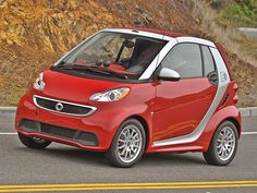 10 Most Fuel Efficient Cars Under 25 000 2016 Smart Fortwo Electric Drive