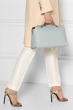 b43a4b2b9fb4 Fendi - By The Way large leather shoulder bag