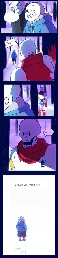 Undertale - But Nobody Came? by chaoticshero on DeviantArt