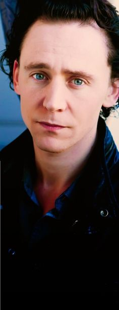 Tom Hiddleston..may have pinned already but he is gorgeous here