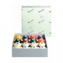 """Aramith Crown Ball Set 2 1/4"""" Find even more pool table and accessories at http://www.thailandpooltables.com/"""