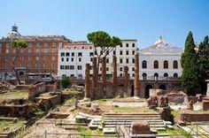 Area Sacra, el origen de la Roma republicana #roma #viajar #italia
