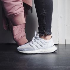 Sneakers femme - Adidas Ultra Boost (©charlottecoddo)