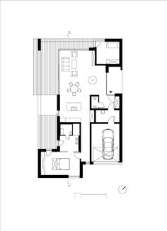 Cedar House,Floor Plan
