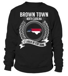 Brown Town, North Carolina - It's Where My Story Begins #BrownTown