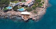 Luxury Hotel Suites - Peninsula Palace - elounda peninsula ALL SUITE HOTEL