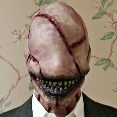 Crazy Makeup!The Look-See! Rate it from 1-10 By @crypttv Via @thehorrorgallery FOLLOW us @crazy.makeups for more.... Use #crazymakeups to be featured! 2nd page: @crazy.cosplays Please note that everything shared on this page is make-up and NOT real! #fx #sfx #specialeffects #illusion #motd #makeupinspiration #mua #mask #horror #crazy #makeup #halloween #facepaint #pumpkin #pumpkincarving #art #halloweenmakeup #bodypaint #instamakeupartist #sfxmakeup #makeupartists #bodyart #makeupmurah