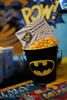 "Photo 1 of 9: Super Heroes: Batman / Birthday ""Batman"" | Catch My Party"