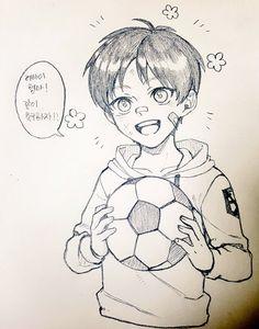 Dope Cartoon Art, Dope Cartoons, Anime Fr, Kawaii Anime, Attack On Titan Levi, Levi X Eren, Anime People, Anime Sketch, Manga Drawing
